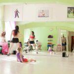 Студия танцев и фитнес тренировки в «Lady's» на Ленинском проспекте в СПБ.